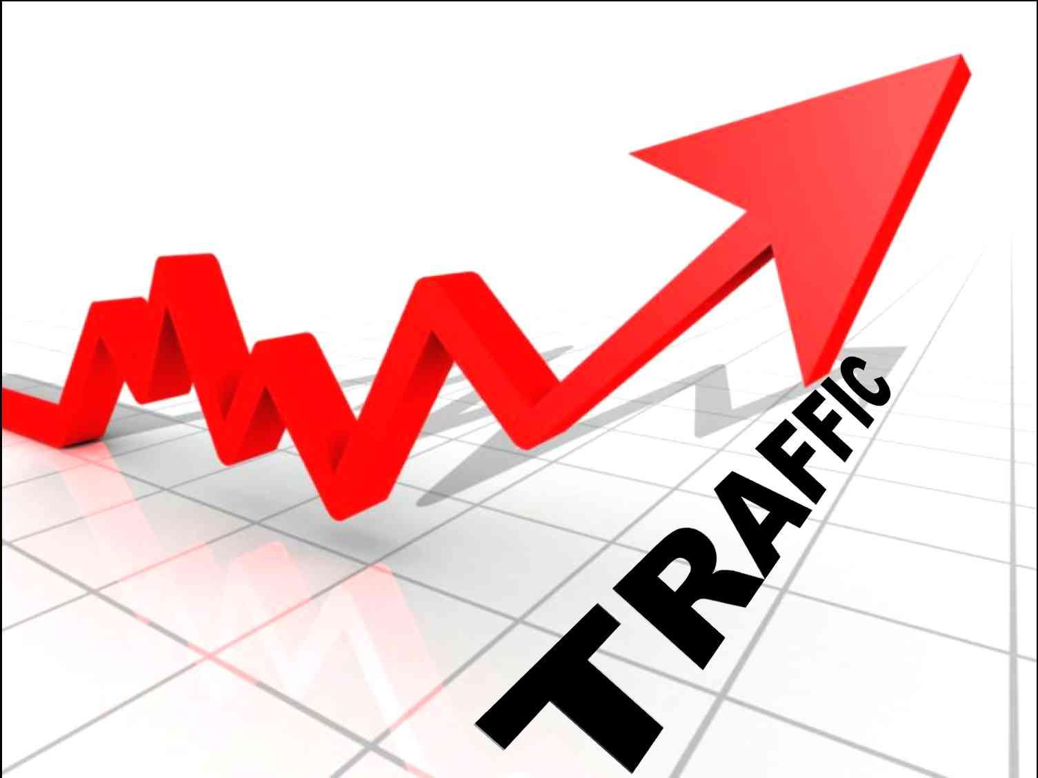 افزایش ترافیک وب سایت- 5 نکته کلیدی در افزایش آمار سایت