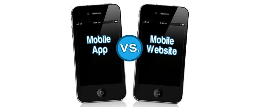 وب سایت موبایلی و یا برنامه موبایل، کدام برای شغل شما مناسب تر است